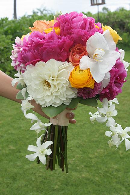 Bouquet-maui