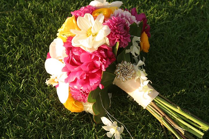 Bouquet-coral